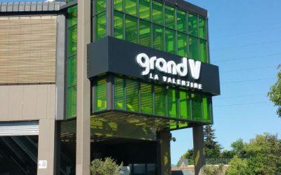Grand V la Valentine, centre commercial à marseille